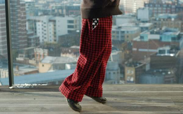 Jumping trousers