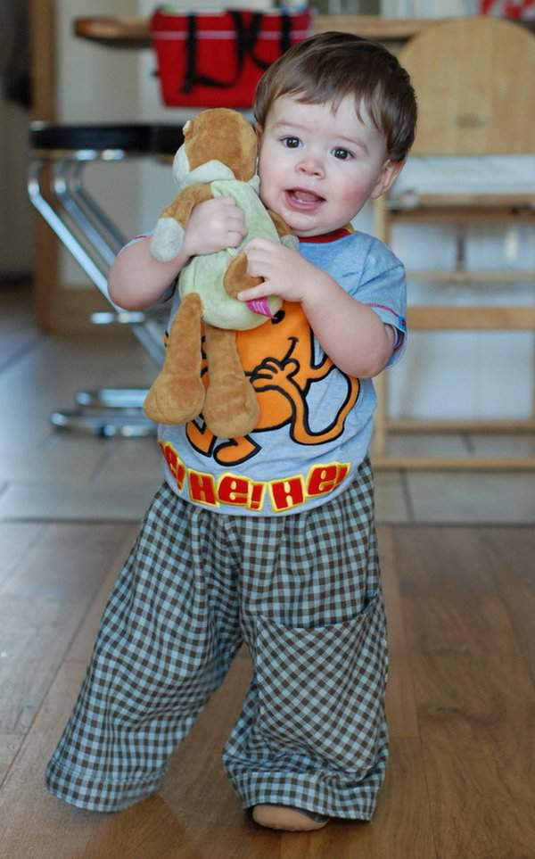 Kickin' Back Trousers for Rowan