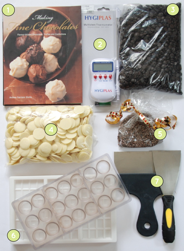 Chocolatier Starter Kit Basics