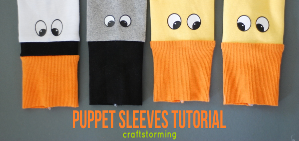 Puppet Sleeves Tutorial