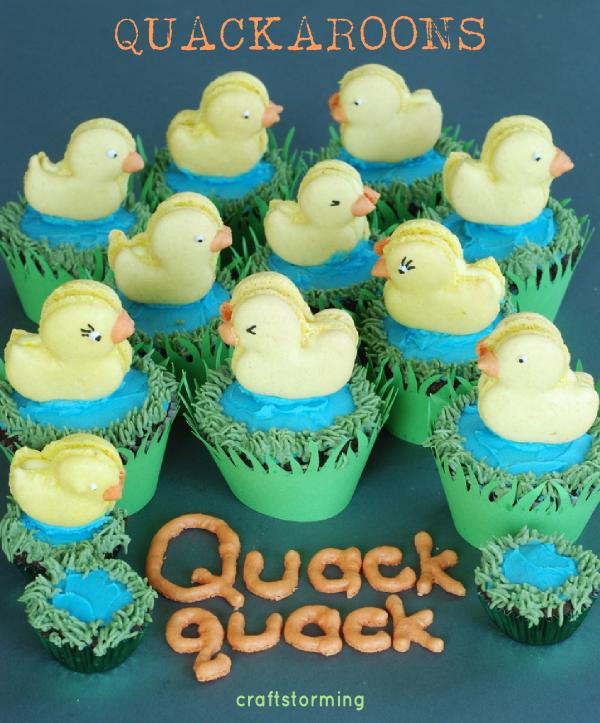 Quackaroons