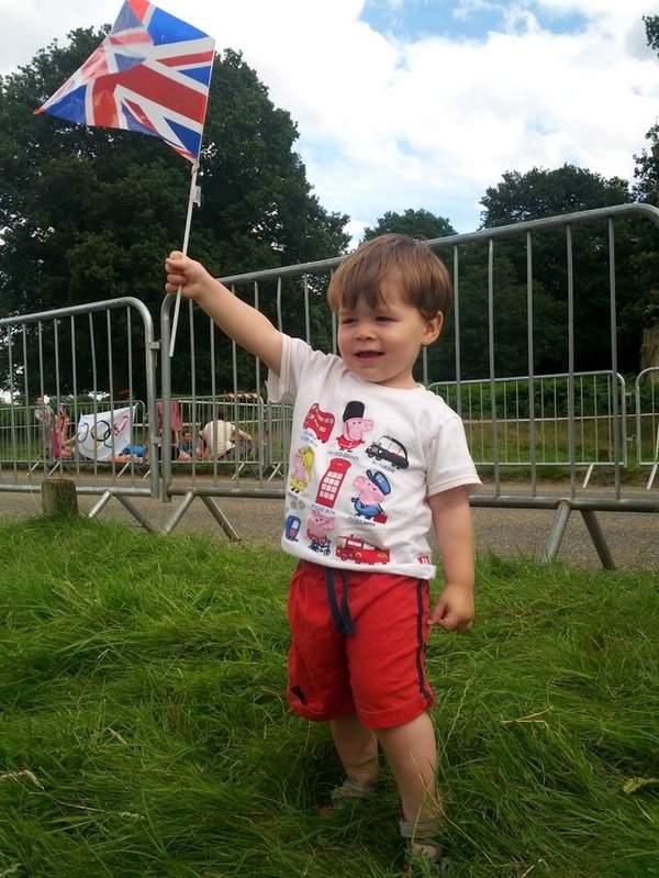Patriotic Rowan