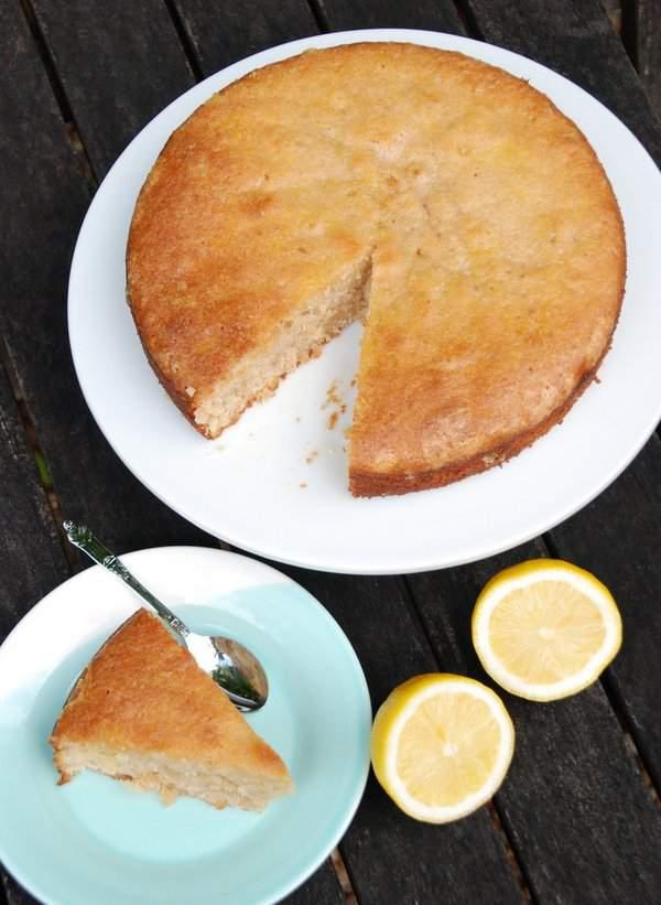 Santiago Lemon Torte