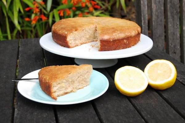 Santiago Lemon Torte 2