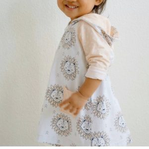 I had to share this adorable Safari Raglan dress withhellip