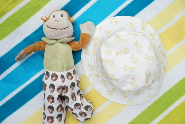 Monkey + Hat