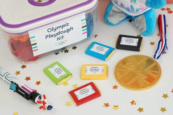 Olympic Playdough Kit 7
