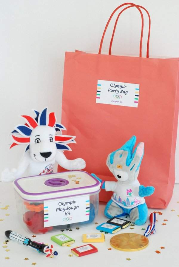 Olympic Playdough Kit 2