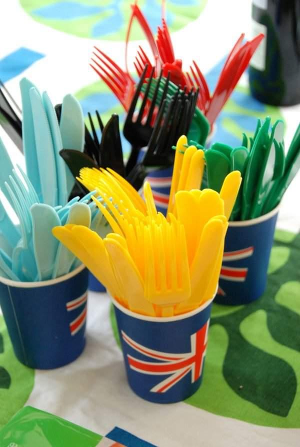 Olympic Cutlery