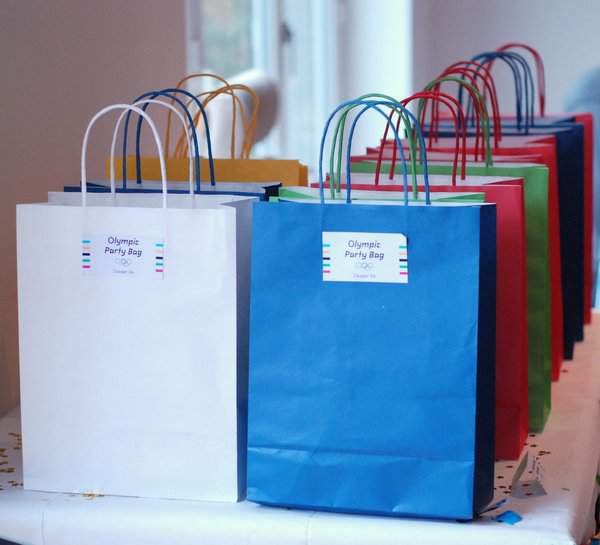 Olympic Party Bags