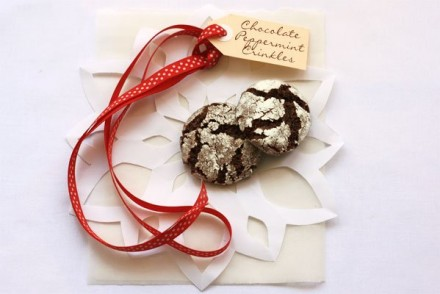 chocolatepeppermintcrinklecookies