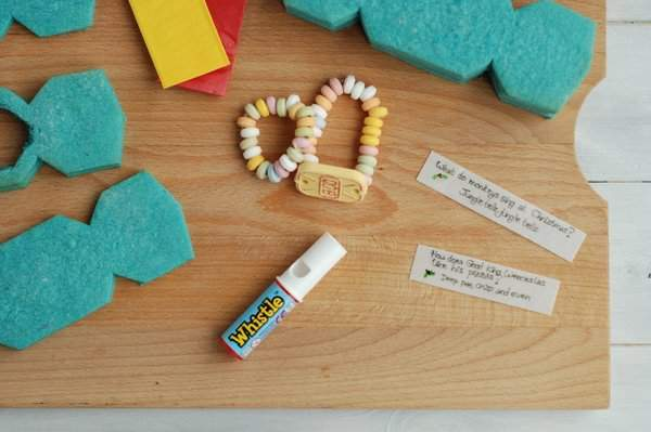 Edible Cracker Jokes
