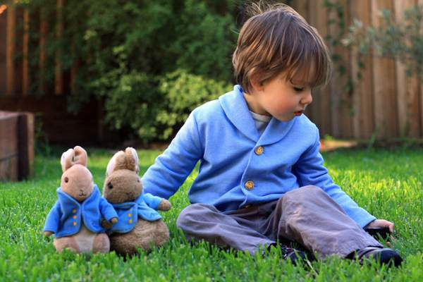 Peter Rabbit Jacket