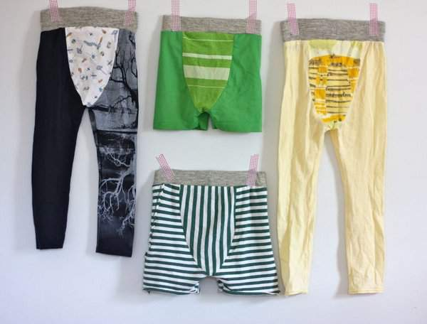 Fancy Pants Leggings and Shorts by Jane from Buzzmills