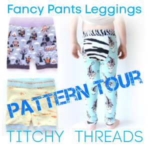 Fancy Pants Blog Tour