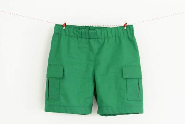 Mouk Shorts 1