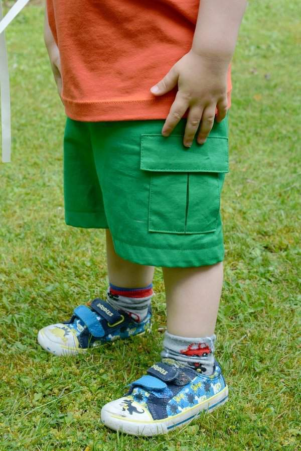 Mouk Shorts 2