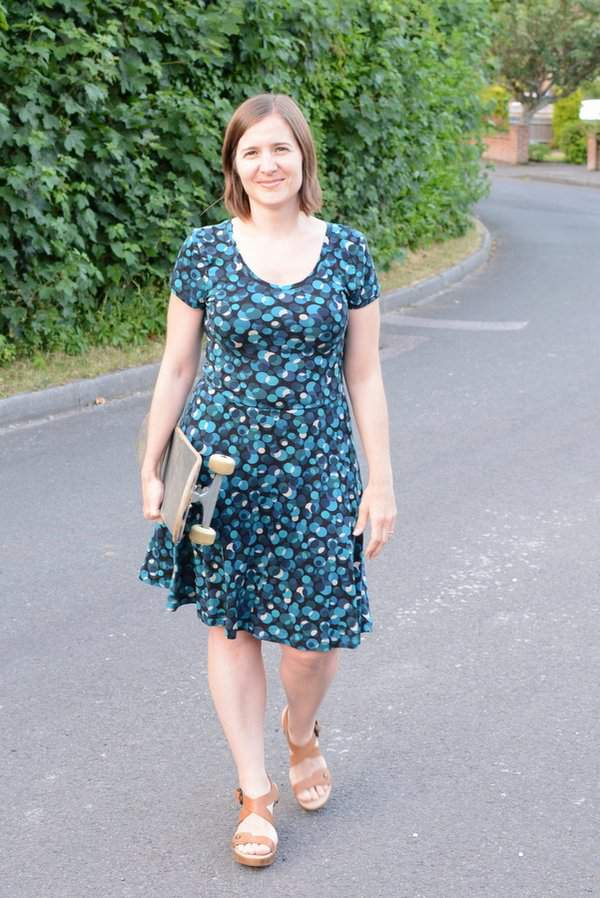 Lady Skater Dress 1