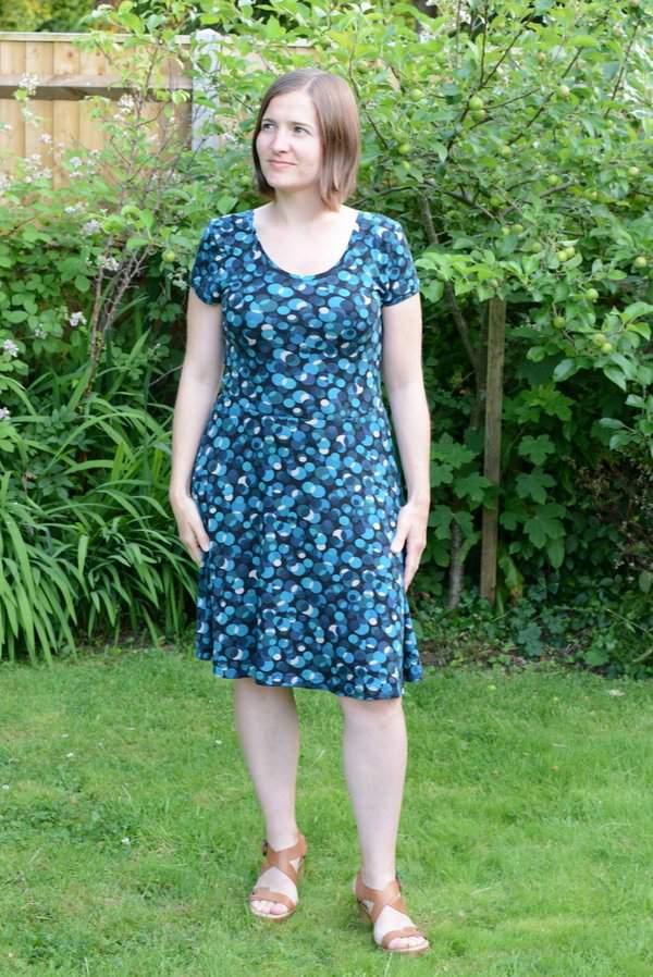 Lady Skater Dress 2
