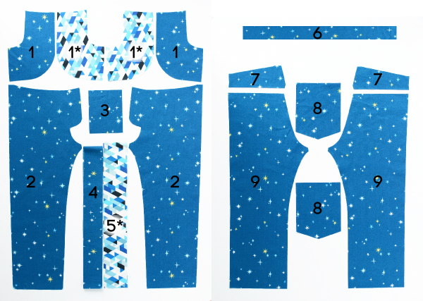 Skinny Jeans Free 2T Pattern