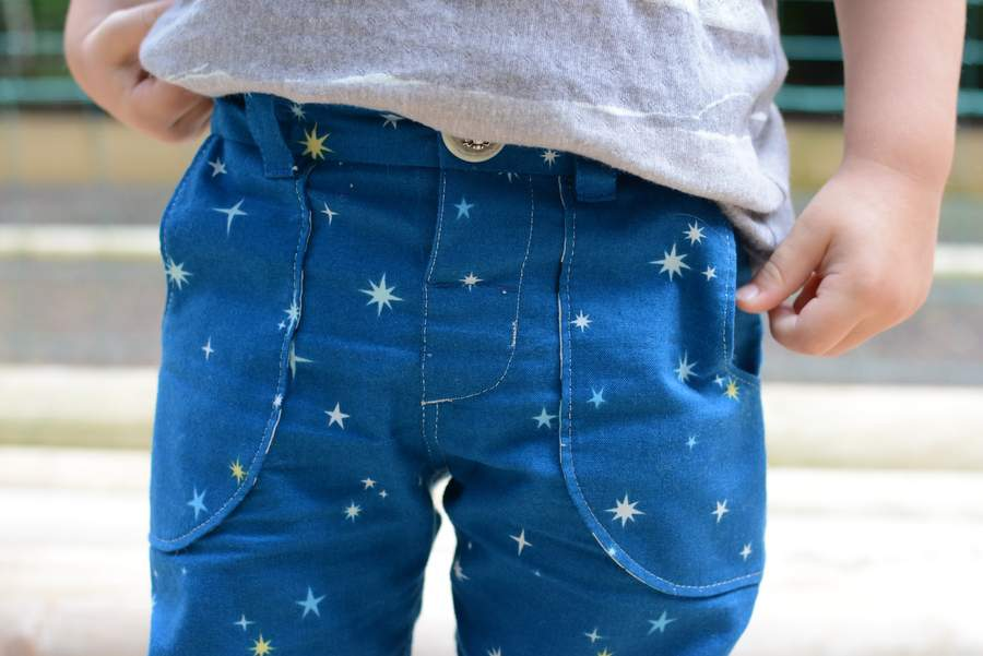 Small Fry Skinny Jeans - Half Fly