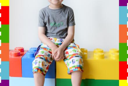 Rainbow-Lego-Shorts