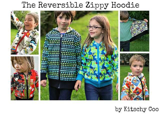 Reversible Hoodie 2