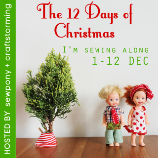 The 12 Days of Christmas Sew Along Button