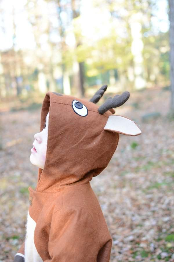 A Merry Reindeer, Reindeer Coat 2 by Craftstorming