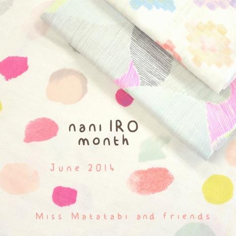 Nani Iro Month