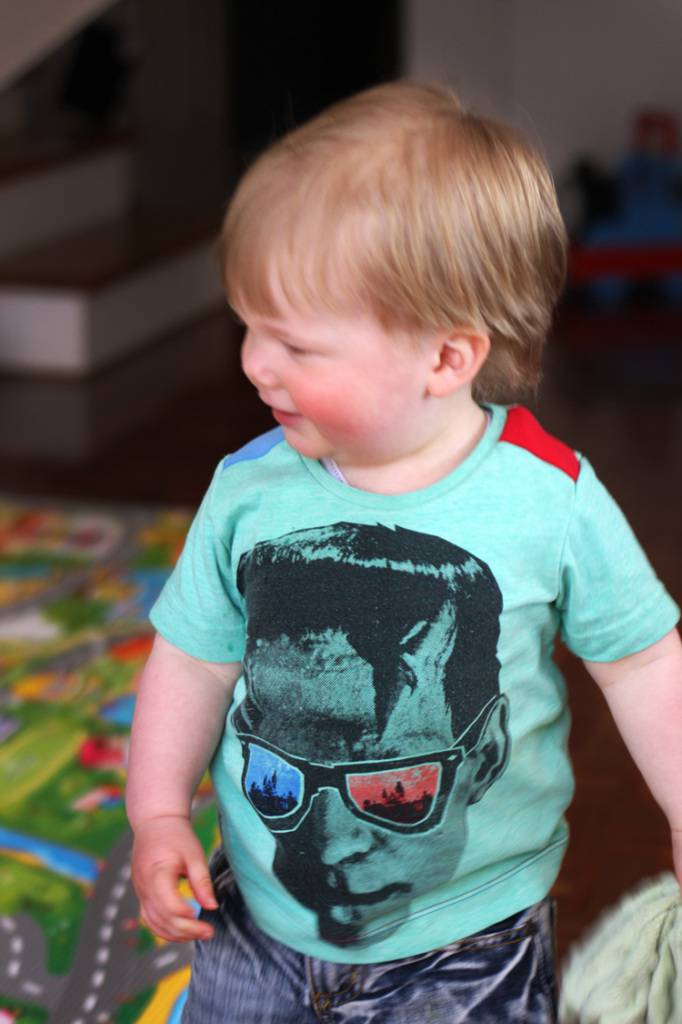 Rowan Tee by Abby from things for boys
