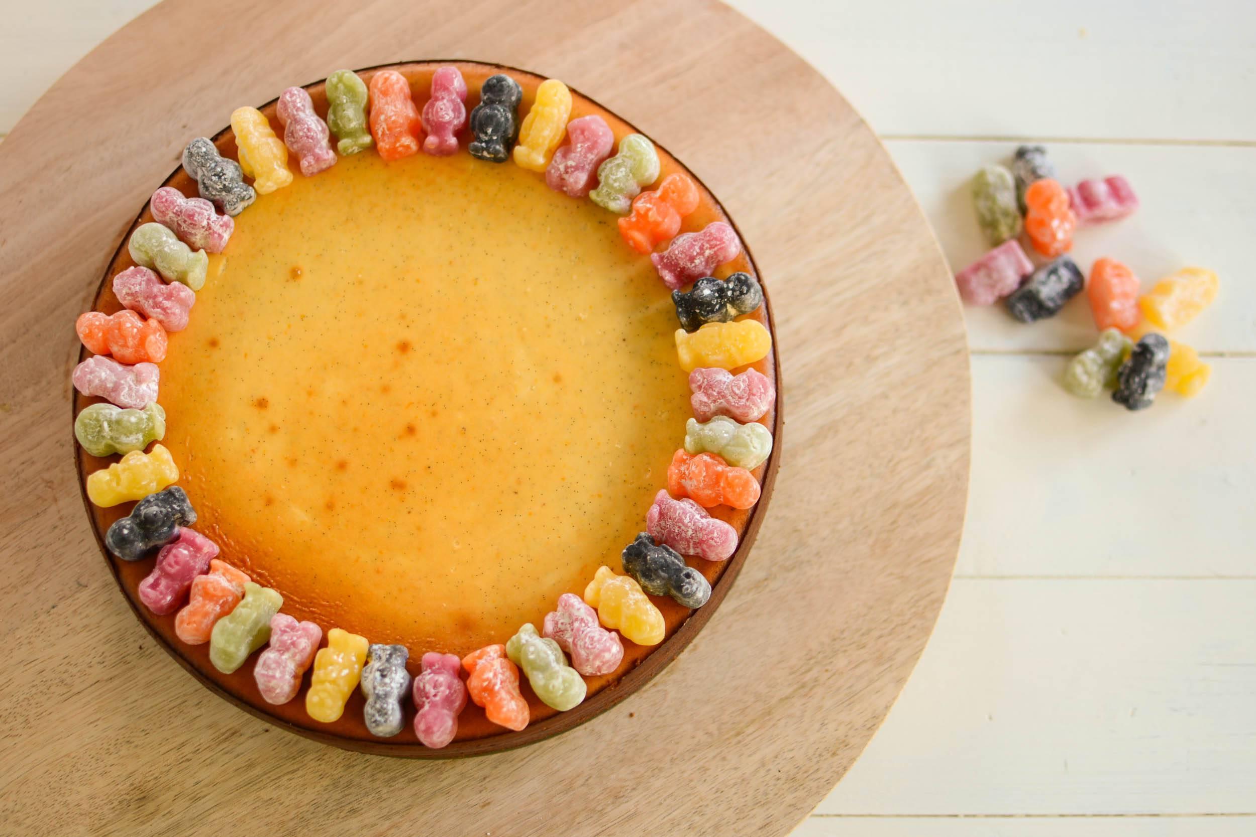 Jelly Baby Cheesecake Invasion 3