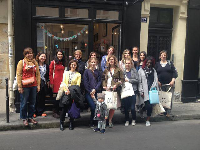 Paris group shot