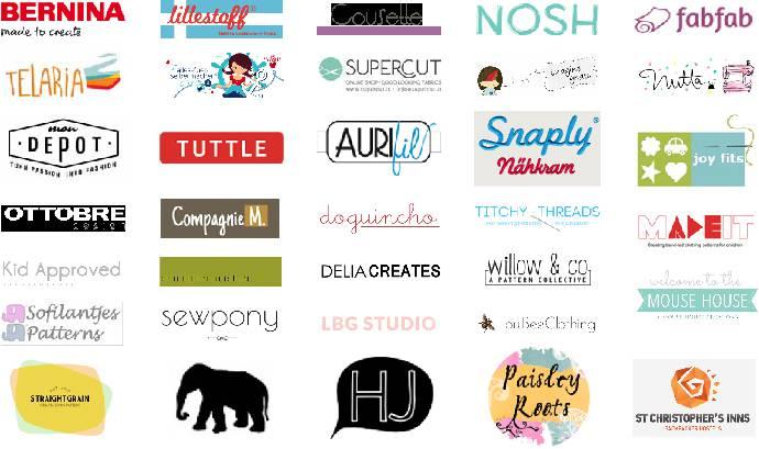 Paris giveaway sponsors