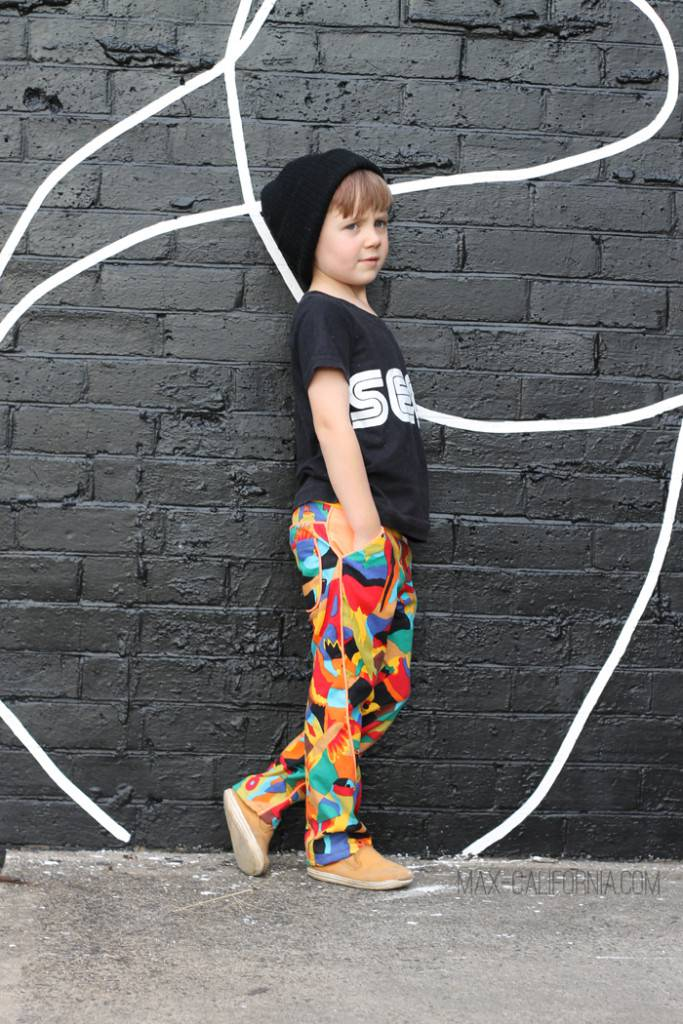 twisted trousers max california