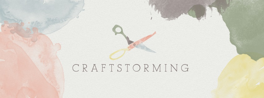 Craftstorming Facebook header
