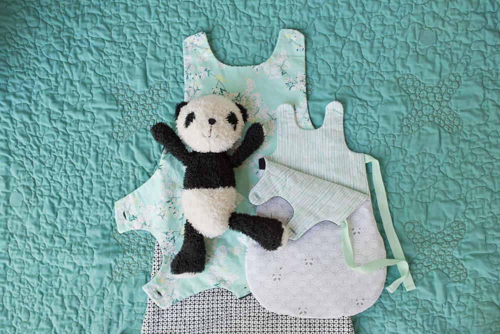 Pandalicious fabrics lua sleepsacks