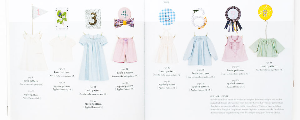 A great book review of 'Sewing for your girls' Japanese sewing book by Tuttle publishing.