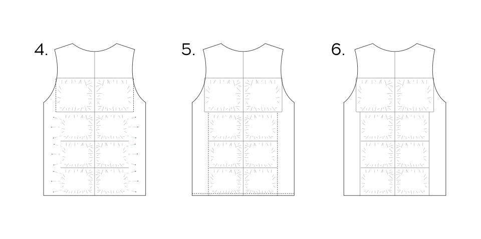 Super fun tutorial to turn a tee pattern into a Muscle Man Tee. Would be great as part of a Superhero costume.