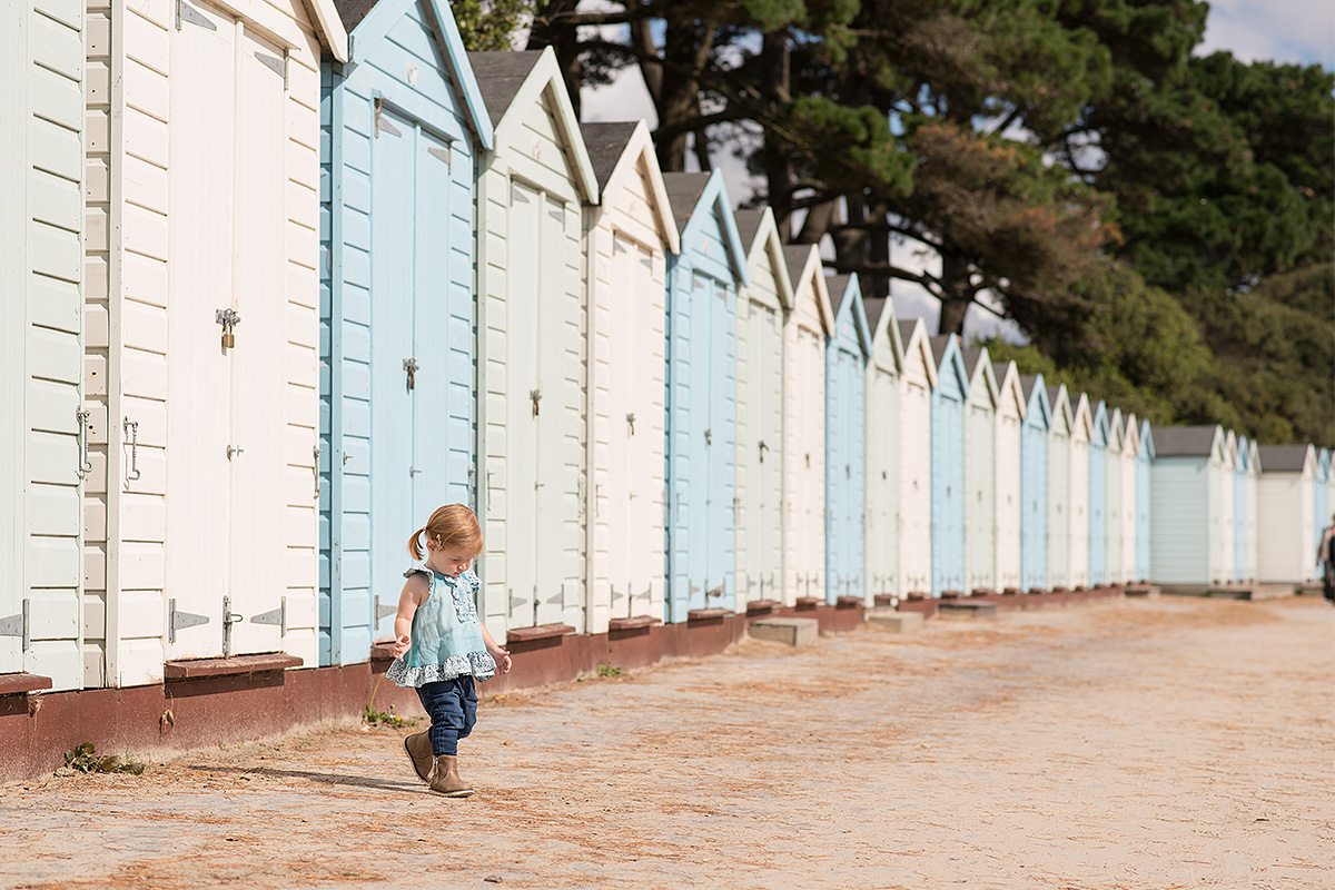 Nani Iro Rushbrook top beach huts