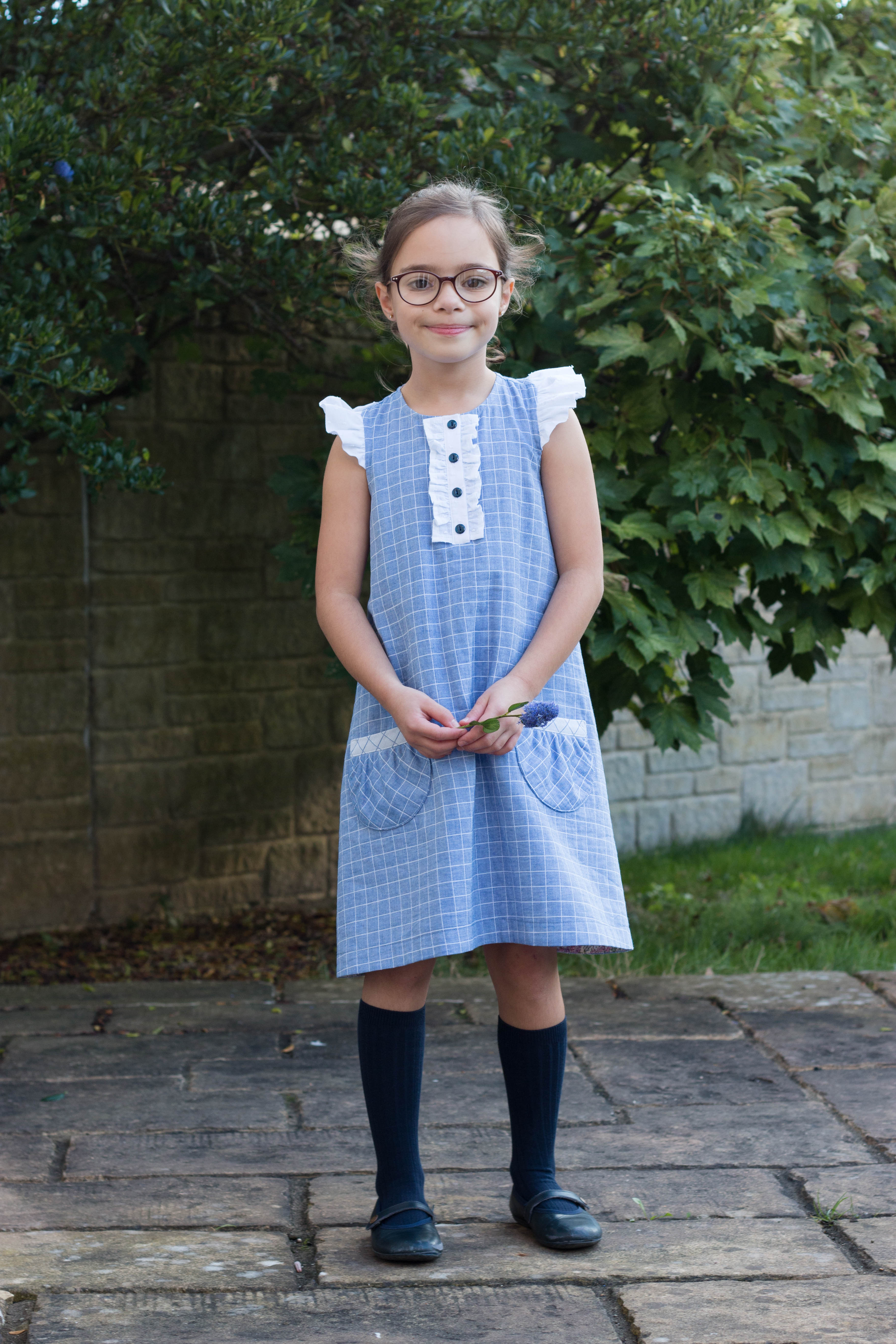 Rushbrook Dress by Fairies, Bubbles & Co
