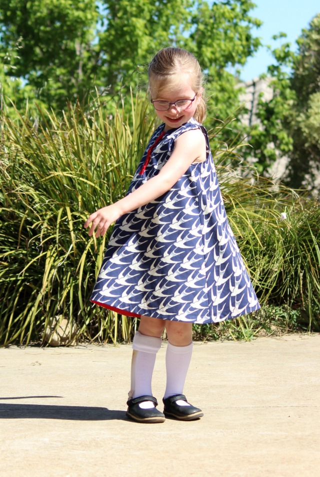 Rushbrook Dress by Giddy Ants